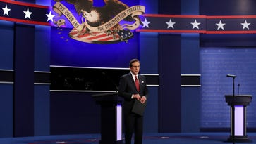 Rieder: Why Fox's Chris Wallace was a debate night winner