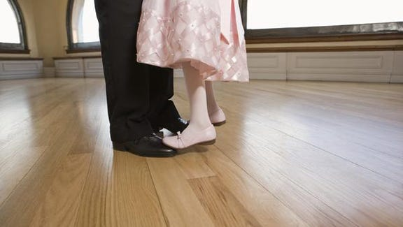 Daddy & Daughter Dance Night is April 11.