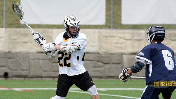 Red Lion's Sam Emig had 68 goals and 31 assists this