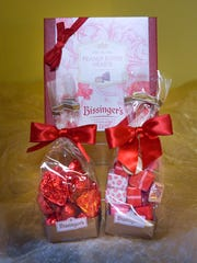 Valentines day gift ideas from Jody's in the Oil Center.