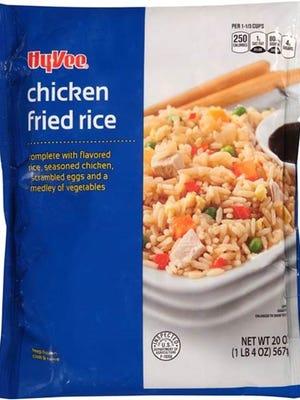 recalled Hy-Vee rice