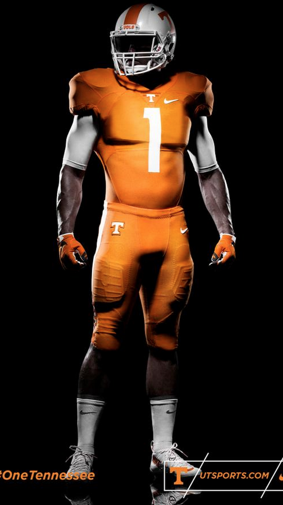 Where Is Butch Jones Now >> Vols new Nike uniforms revealed