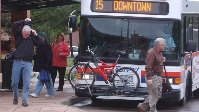 Transfort is considering changes to some of its routes that would go into effect in August. A meeting on the changes is planned 4:30 to 6:30 p.m. Thursday at the South Transit Center, 4915 Fossil Boulevard.