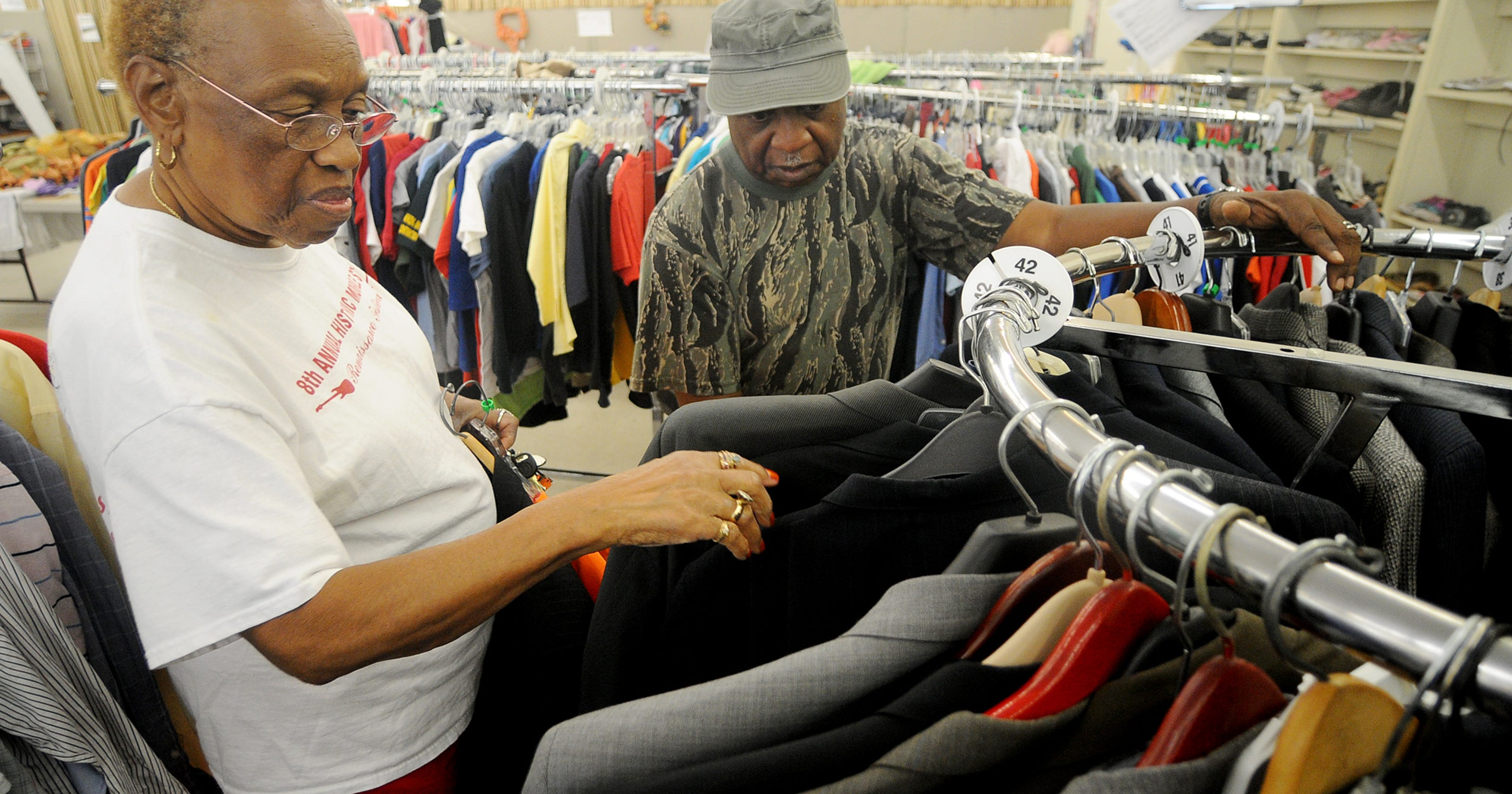 9775e25afe6 Local thrift stores see increased traffic