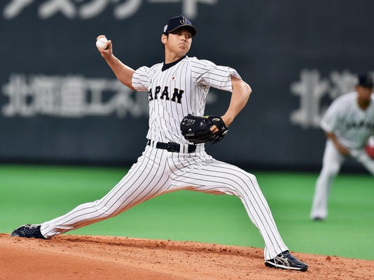 Japan v South Korea - WBSC Premier 12