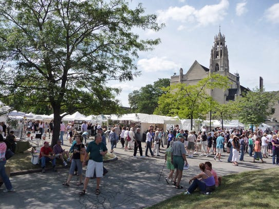 The M&T Bank Clothesline Festival takes place Saturday