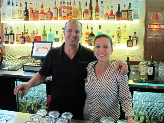 Tony and Enka Bekurti recently launched their new restaurant