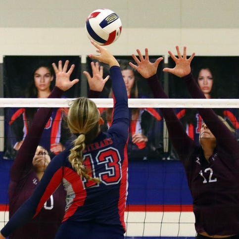 CCISD announces volleyball tryout, practice schedules for 2018 season