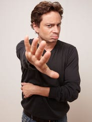 """Chris Kattan is best known for his """"Saturday Night"""