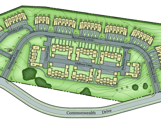 In Spring Hill, Regent Homes is launching construction