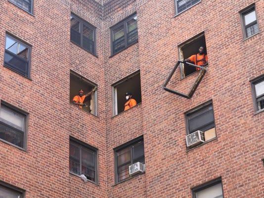 Yonkers Public Housing rehab