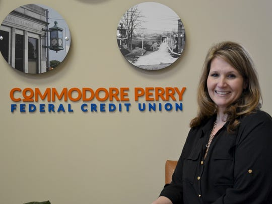 : Jill Williams of Commodore Perry Federal Credit Union