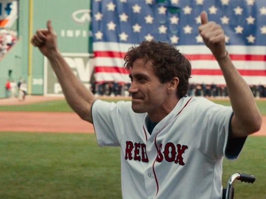 """Jake Gyllenhaal stars in """"Stronger."""""""