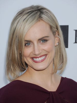 Taylor Schilling on April 5 in Hollywood.