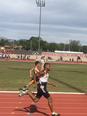 Ruisoso senior LaVaughn Smooth finishes strong in the