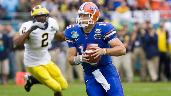 Tim Tebow won the Heisman Trophy at the University