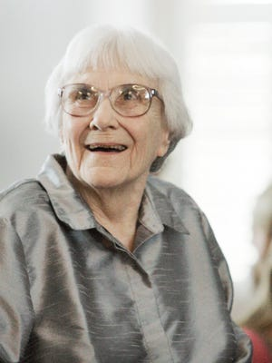 Author Harper Lee (shown  Aug. 20, 2007) is unlikely to do any publicity for the new book.