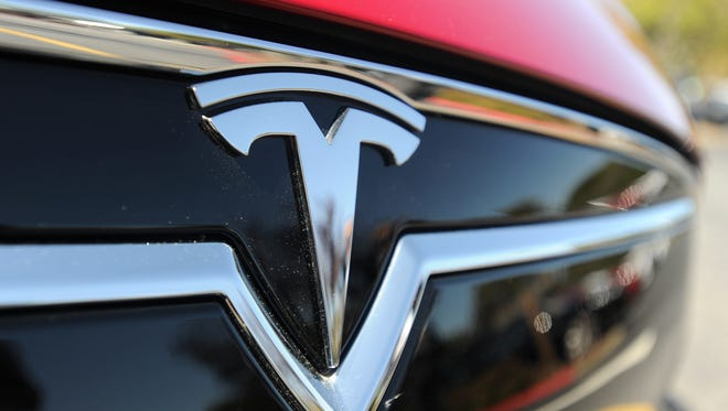 A worker was hospitalized following an accident at the Tesla Gigafactory on July 7, 2016.