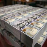 """The topic of Wednesday's debate is """"Your Money, Your Vote."""" (Mark Wilson, Getty Images)"""