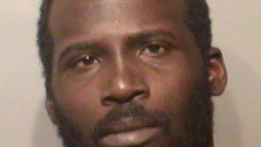 Cecil Thompson, 31, was arrested Tuesday in Des Moines.