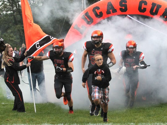 The Lucas Cubs have four consecutive winning seasons that saw them reach the playoffs.