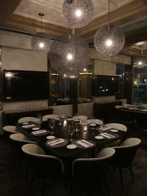 Parc restaurant debuts in campus martius on monday for Best private dining rooms in chicago 2016