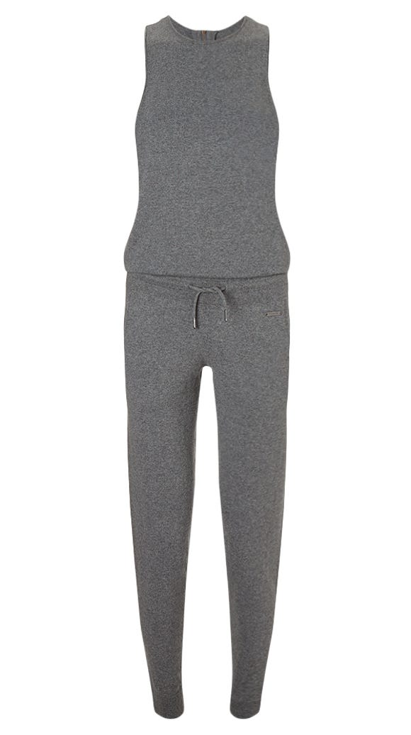 Lounge luxe jumpsuit, $220 at SweatyBetty.com