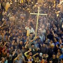 Islamic State claims deadly attack on Coptic Christians in Egypt