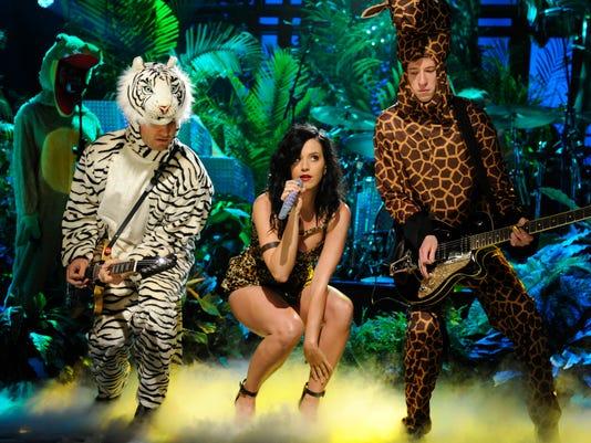 Katy Perry on SNL