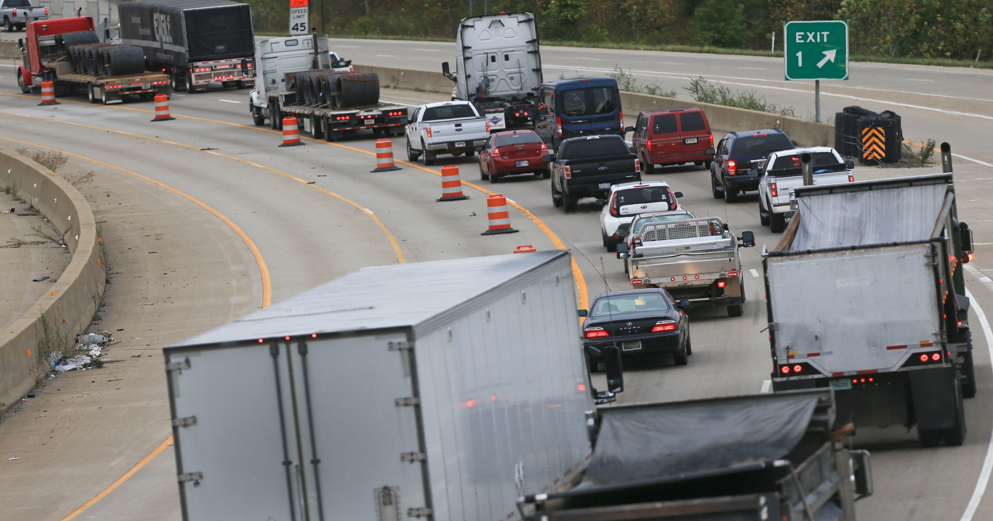 Get ready for six lanes of I-65 in Kentucky