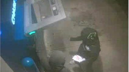 Anyone with information about the Chase Bank ATM theft on Refugee Road on Dec. 12 is asked to call the Fairfield County Sheriff's Office Detective Bureau.