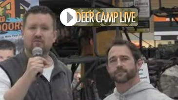Brian Otten and Troy Fabry were the co-hosts of the 2014 Deer Camp Live show.