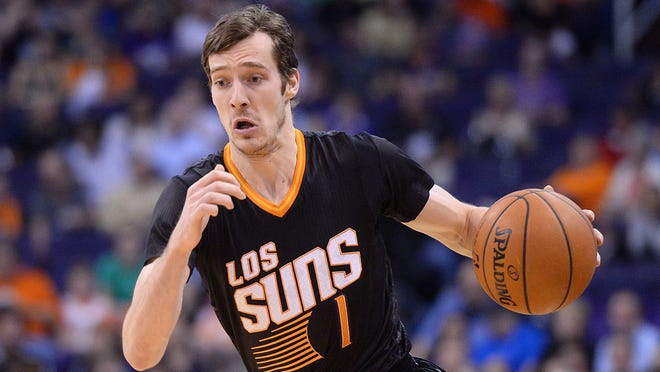 Goran Dragic earned the right for a big deal from the Phoenix Suns.