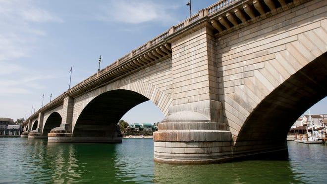 Is Arizona S London Bridge Really From England