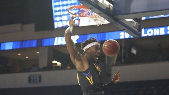 Angelo State University redshirt senior forward Brandon Williams and the Rams will make their home debut this weekend at the Ed Messbarger Classic at the Junell Center.