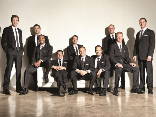 Straight No Chaser was founded at IU - Bloomington in the early 2000s.