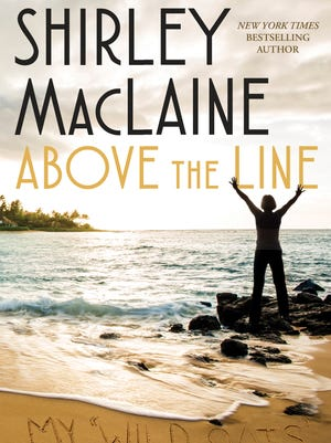 'Above the Line' by Shirley MacLaine