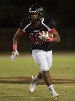 Devin Abrams and West Florida High beat Wakulla on Friday night to advance in Region 1-5A.
