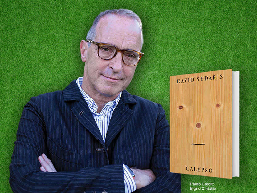 We chatted with the award-winning author & humorist. Missed it? Watch it here.