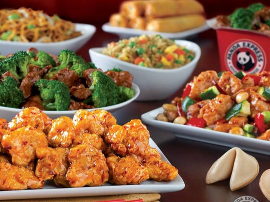 Panda Express is really famous for Chinese-American orange chicken and chef Andy Kao takes the credit of developing the recipe in at a Panda Express restaurant in Hawaii. Success Continued It was the year when the Panda Restaurant group's overall sale went over $2 billion.