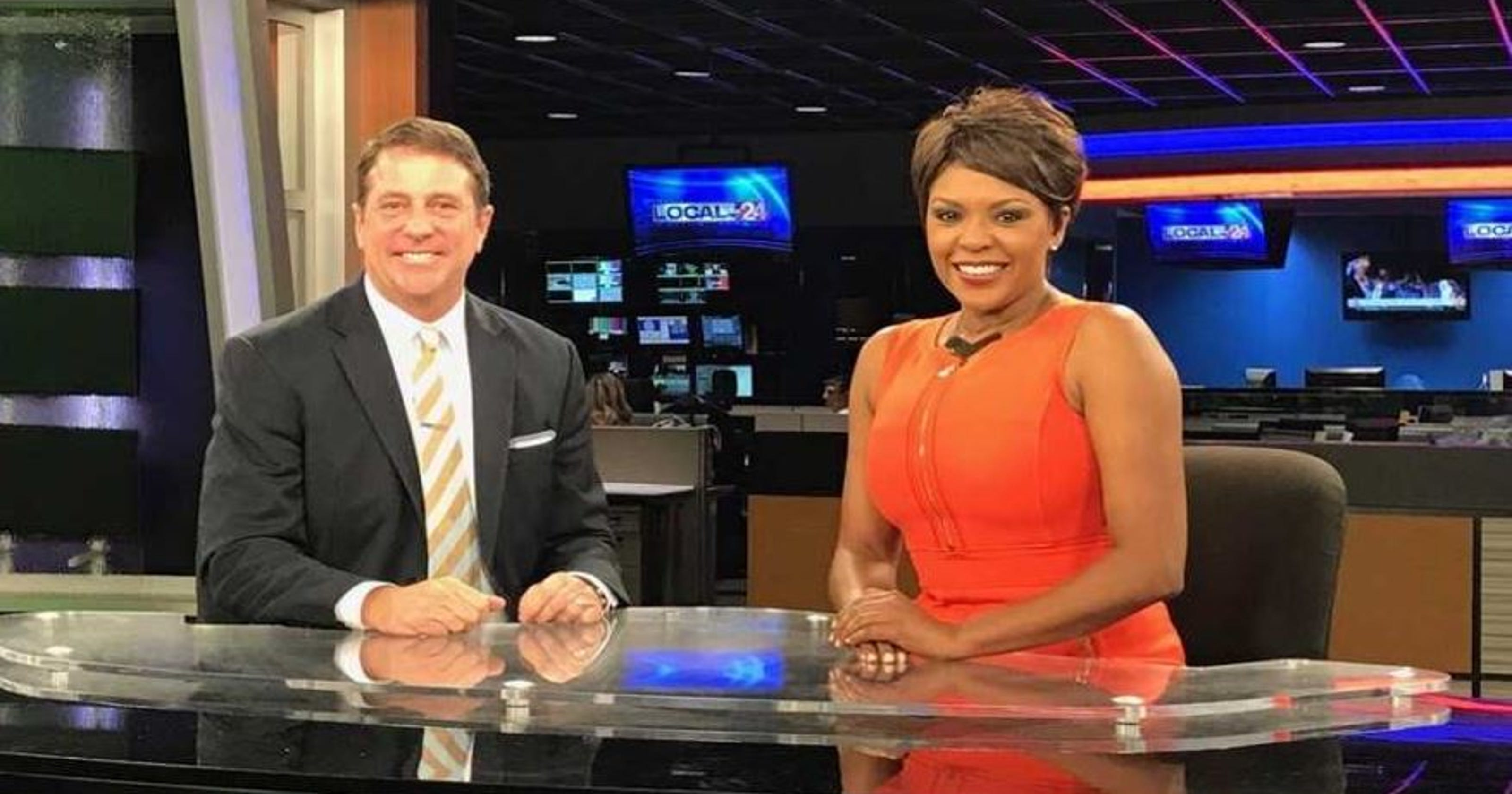 Richard Ransom, removed as news anchor at Channel 3, returns