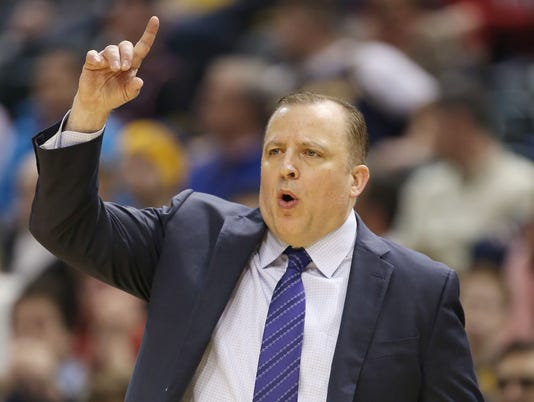 NBA: Chicago Bulls at Indiana Pacers