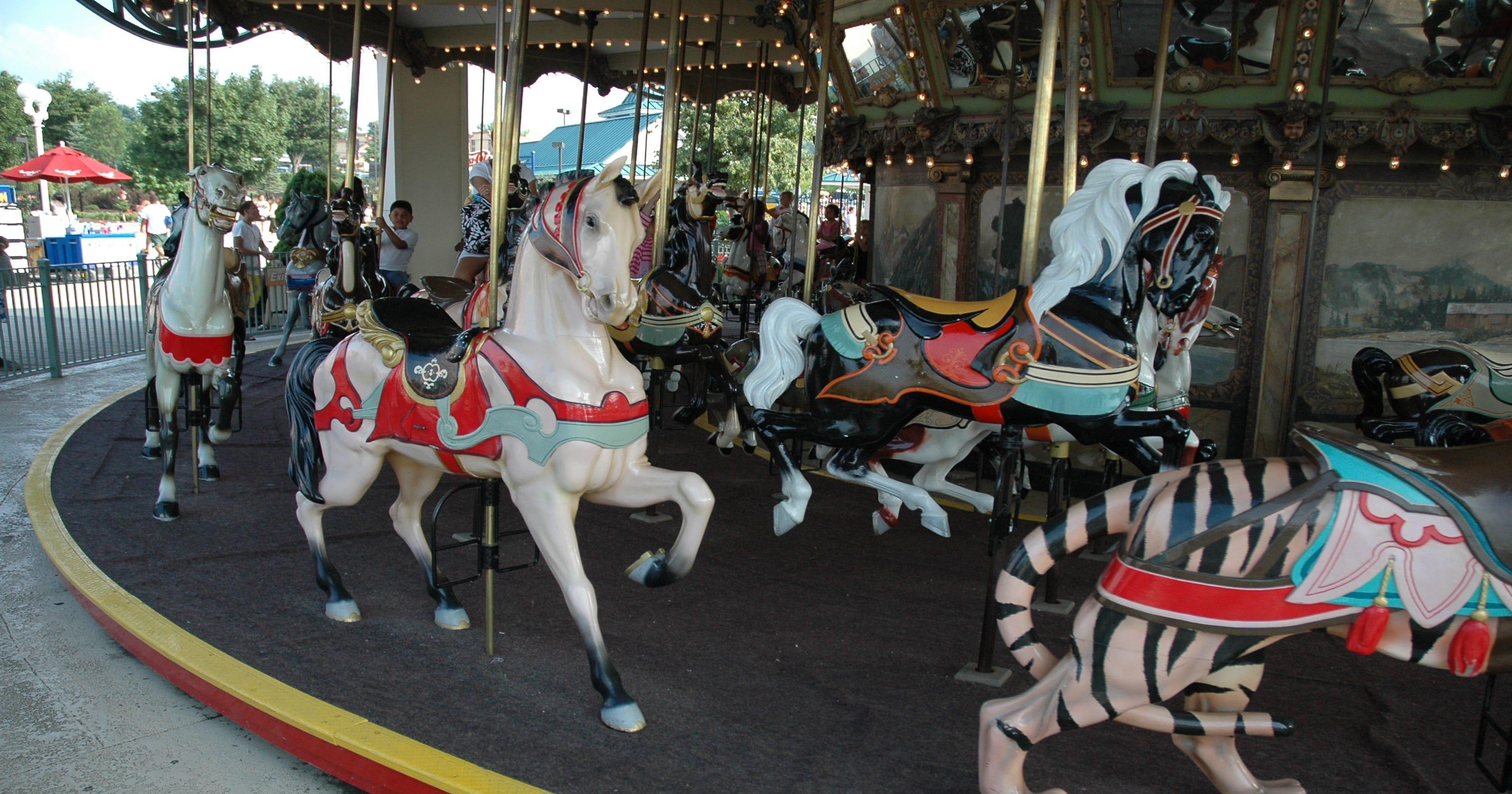 Carousel ride to return to Lake Lansing park