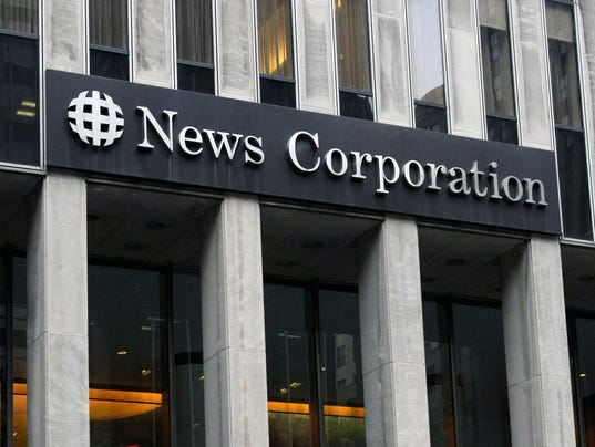 AP Earns News Corp