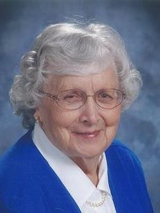 Mary Elizabeth Page, 88