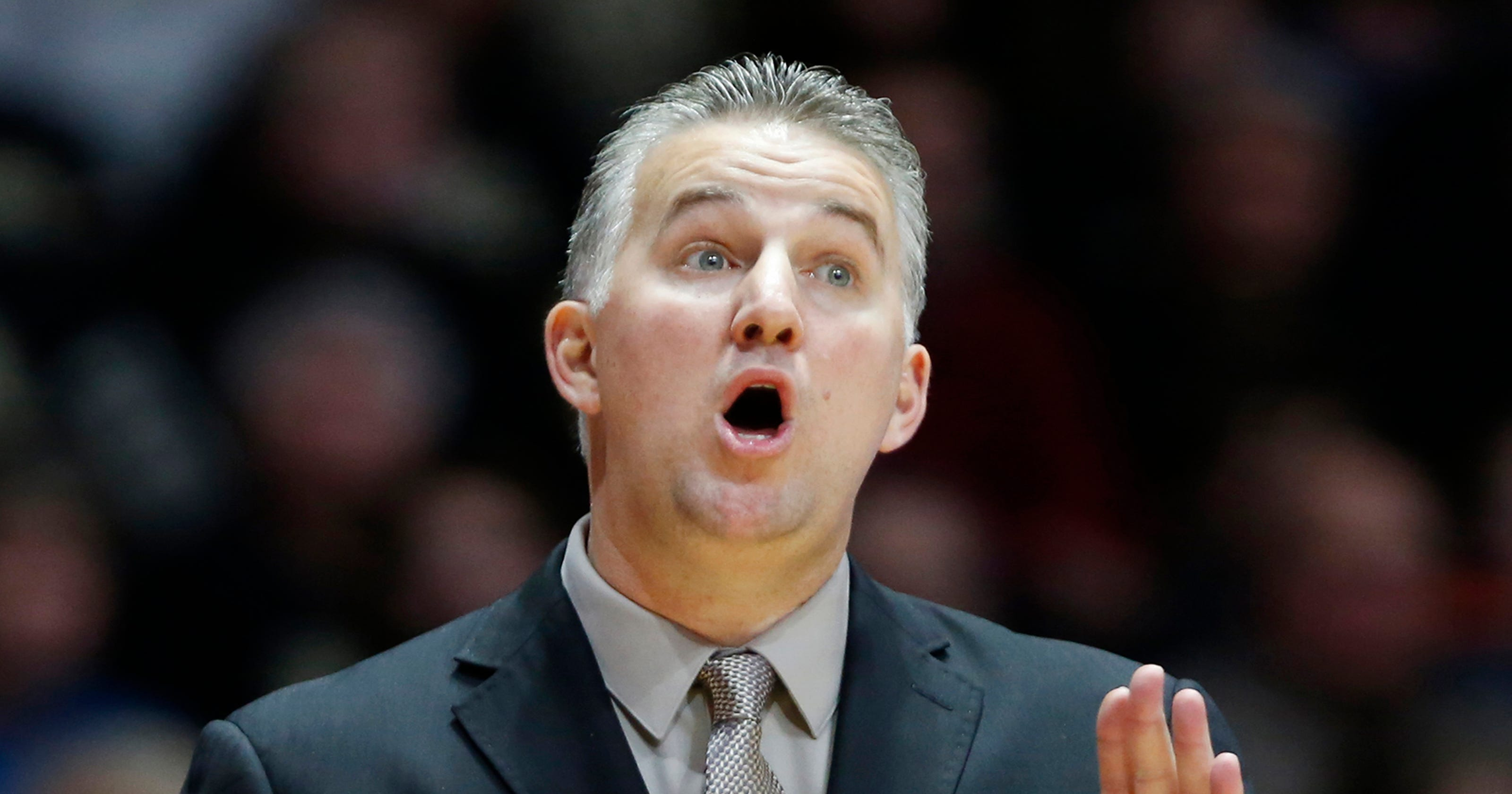 L Dick Buell S 10 Million Gift Endows Purdue Men S Basketball Coach