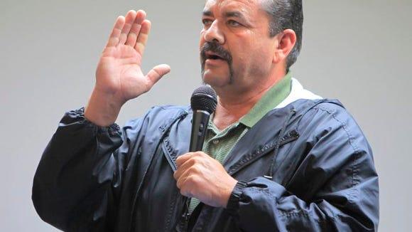 Tony Barrera