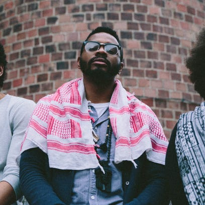 """Lansing hip-hop artist Jahshua Smith is gearing up to release a new album, """"The Fourth Wall."""""""