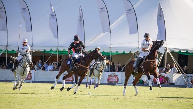 The Bentley Scottsdale Polo Championships take place Nov. 11-12 at WestWorld of Scottsdale.
