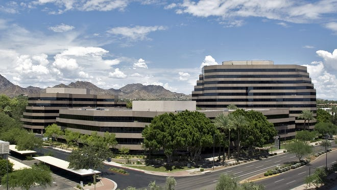 A San Francisco company called Zenreach will bring about 350 workers to a Camelback Corridor office at the Biltmore Center, according to Colliers International.